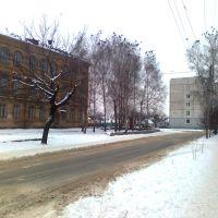 ул. Институтская, Лубны