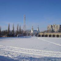 Зимний стадион, Лубны