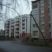 ул. Гагарина, Лубны