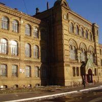 женское епархиальное училище, Лубны