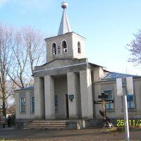 Місцева церква., Машевка