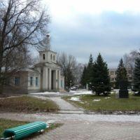 Церква, Машевка
