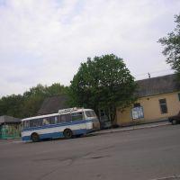 Машівка автостанція, Машевка