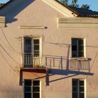 Тень балкона, Миргород