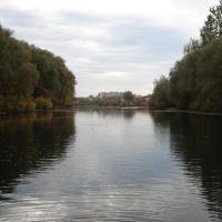 Хорол-річка, Миргород