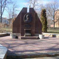 Памятник основателю курорта, Миргород