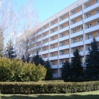 Корпус санатория, Миргород