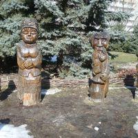 Деревянные идолы, Миргород