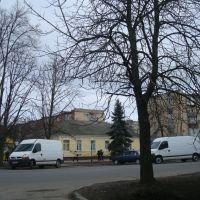 Центр Миргорода, Миргород
