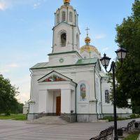 Миргород. Успенский собор. 1887г. / Myrgorod. Assumption Cathedral. 1887, Миргород