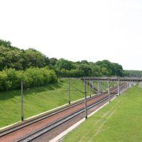 Railway Grebenka-Kiev, Оржица