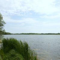 Grebinkas lake, Оржица