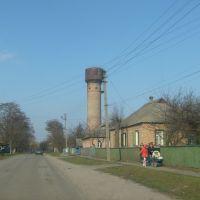 Башня на ул.Гребенковская, Пирянтин
