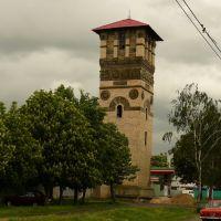 Пирятин.Эта башня помнит Королеву бензоколонки, Пирятин
