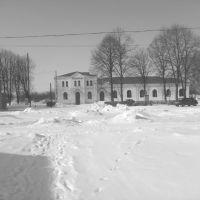 Пирятин  - жел.дор. вокзал, Пирятин