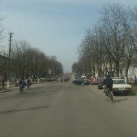 пирятин - ул.ленина, Пирятин