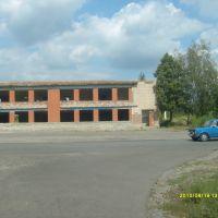 Пирятин - здание бывшего кирпичного завода, Пирятин