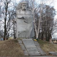 памятник Т.Г.Шевченко, Пирятин