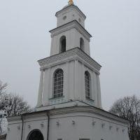 Христианский Храм на Ивановой горе, Полтава