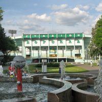 Стадион Ворскла, Полтава