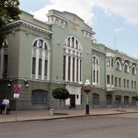 ул. Октябрьская, 17, Полтава