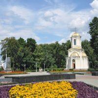 Полтава. Пантелеймоновская церковь, Полтава