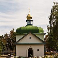 Спасская церковь, конец XVIII в., Полтава