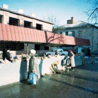Malý bazar v centru - zima 2007, Решетиловка