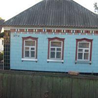 Dům obložený kachlíky, Решетиловка