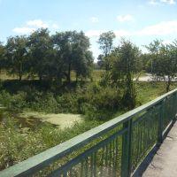 Most přes říčku, Решетиловка