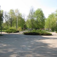 Парк, Решетиловка