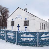 Церква. Church., Семеновка