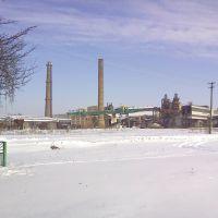 Веселоподільський цукровий завод, Семеновка