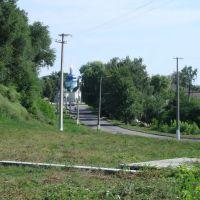 Street in Chernukhy, Чернухи