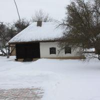 Будинок-музей в якому народився Г.С.Сковорода, Чернухи
