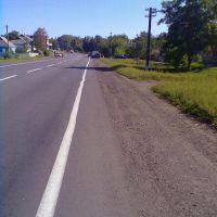 Е40 • Полтава - Харьков • 24.08.2012, Чутово