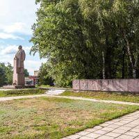 Памятник Ленину в Чутово., Чутово