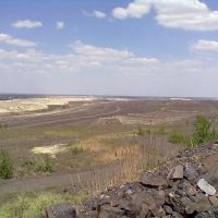Автоотвалы Yeristovo Mining/ В кадре ЭКГ № 90, Комсомольск