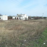 Бывший кислородный цех ГОКа, Комсомольск