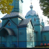 Місцева церква, Владимирец