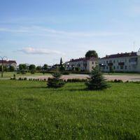 Центр Володимирця, Владимирец