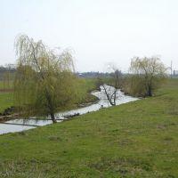 Річка . River., Демидовка