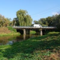 Мост через Икву, Дубно