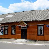 Библиотека в пгт. Дубровице., Дубровица