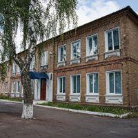 1 школа, Дубровица