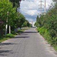 біля другої школи, Дубровица