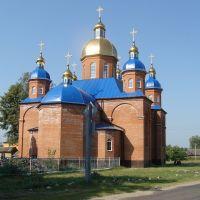 Нова церква в Зарічному, Заречное