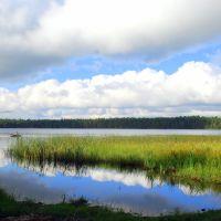 Beloe Lake, Заречное