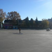 Базарна площа, Здолбунов