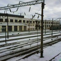 Локомотивне депо, Здолбунов